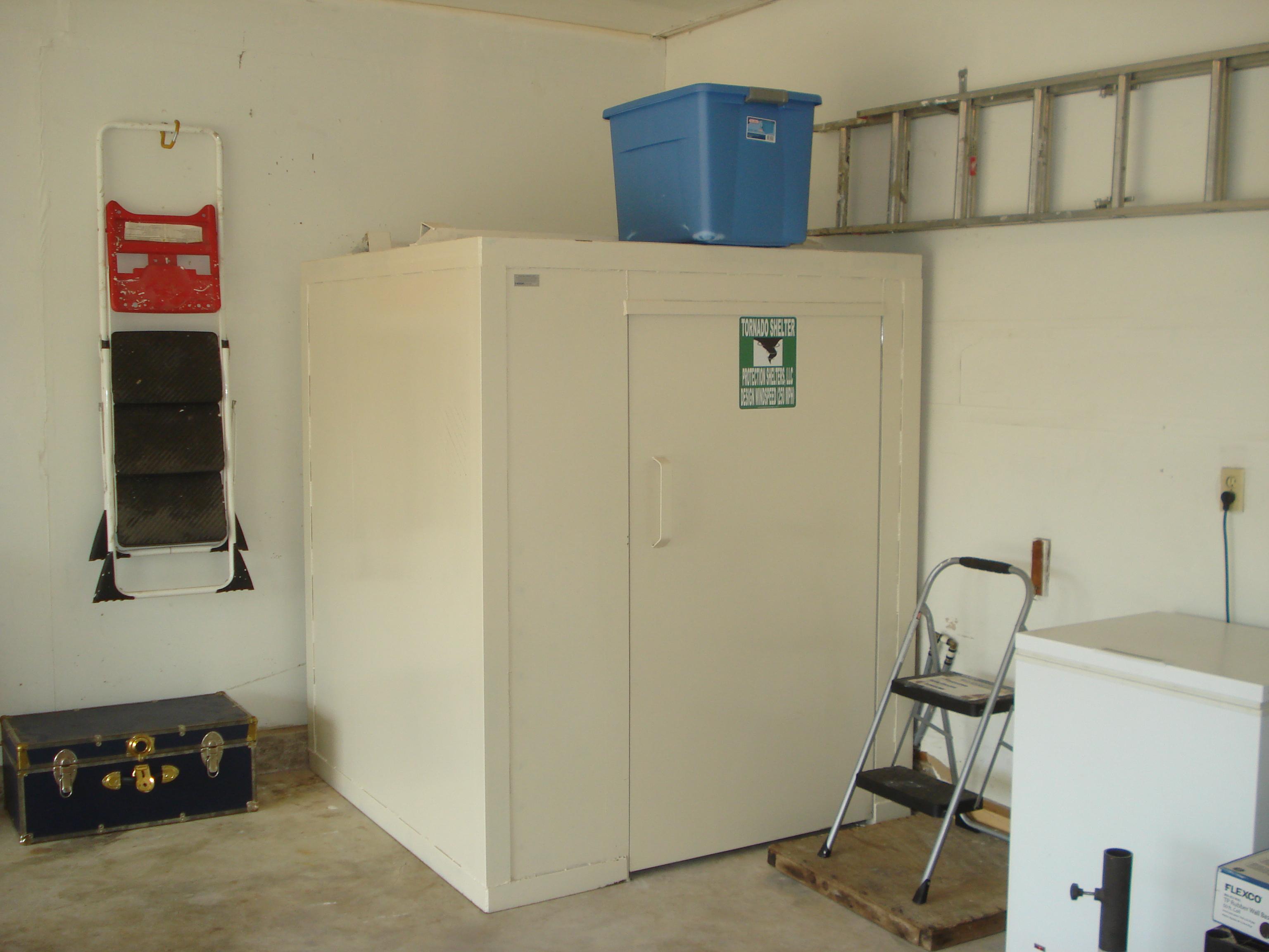 Garage Storm Shelters Bing Images