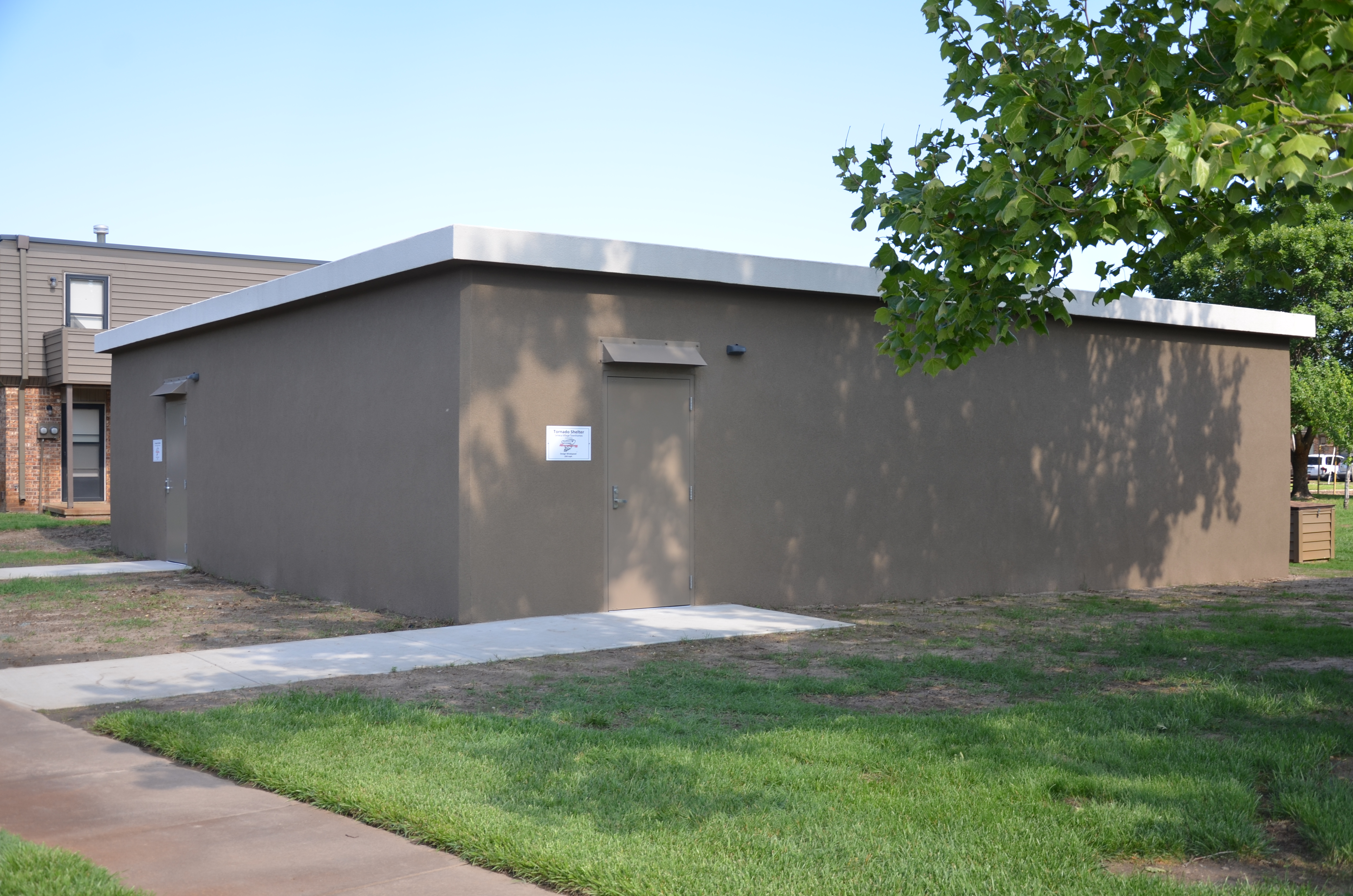 Protection Shelters Custom Storm And Tornado Shelters