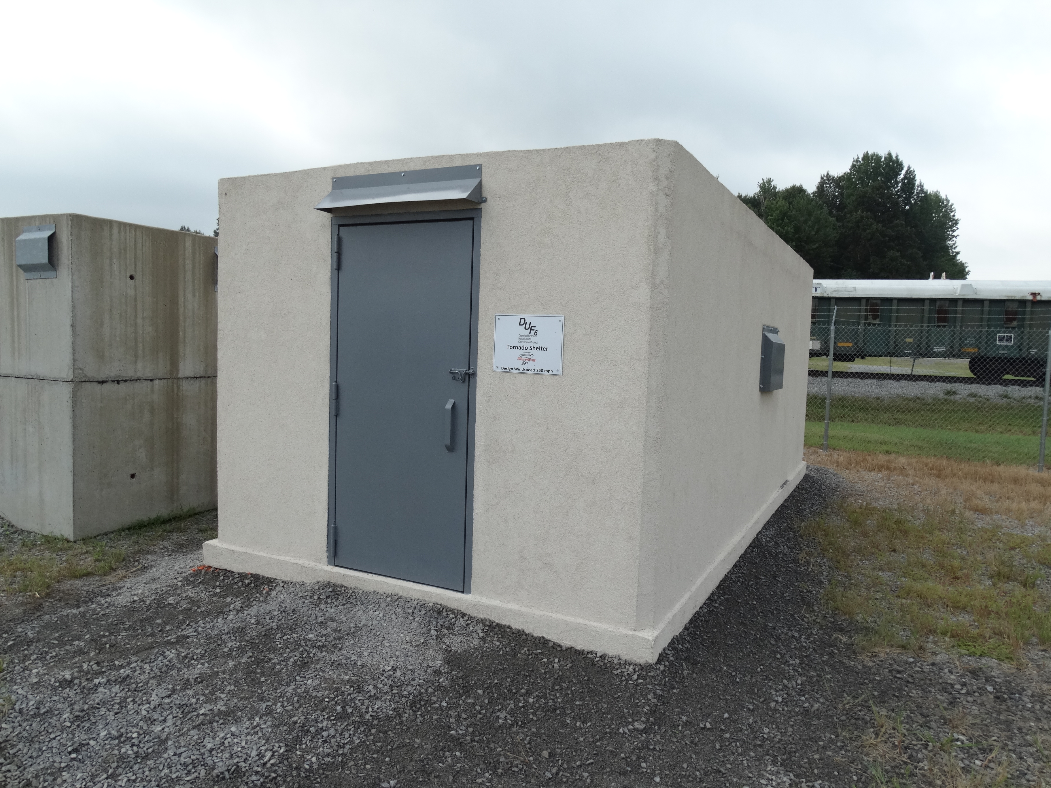 Department of Energy group shelter