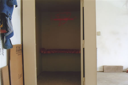 Finished saferoom interior