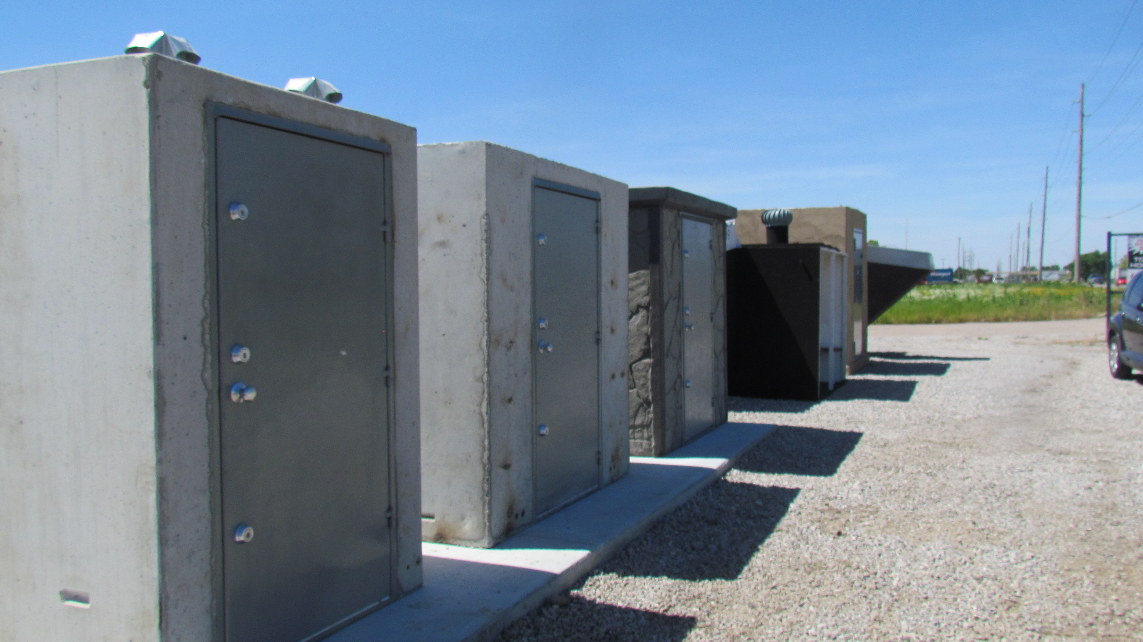 protection shelters
