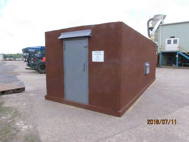 Group Storm Shelter