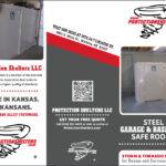 Steel Garage & Basement Safe Rooms brochure